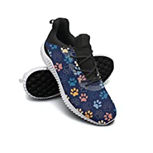 Paw Party Supplies Leisure Fashion Running Shoes Woman's Cool Novelty Active