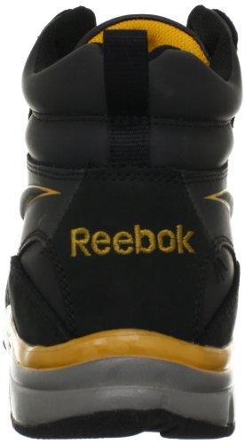 Reebok Jobbe Menns Tarade Rb4305 Komp Tå Eh Arbeid Boot Sort