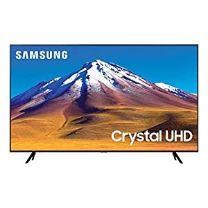 "Samsung TV TU7090 Smart TV 55"", Crystal UHD 4K, Wi-Fi, Black, 2020 14"