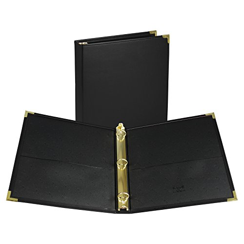 Classic Collection Executive Presentation Binders, 3 Ring