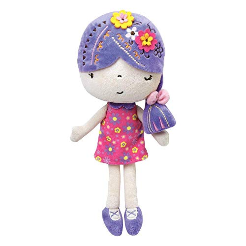 Adora Softies Fawn 11.5  Plush Doll Girl Cuddly Washable Soft Snuggle Play Toy Gift for Children 0+