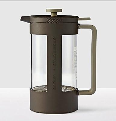 Starbucks Bodum reciclado prensa de café (8 taza): Amazon.es ...