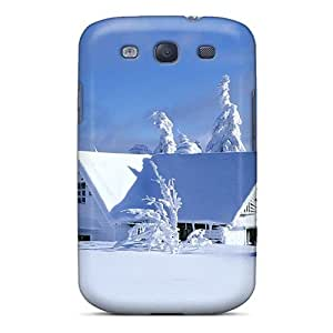 Fashion Protective Chale Branco De Neve Case Cover For Galaxy S3