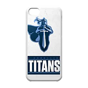 iPhone 5C Phone Case Football NFL Tennessee Titans Personalized Cover Cell Phone Cases GHX443427