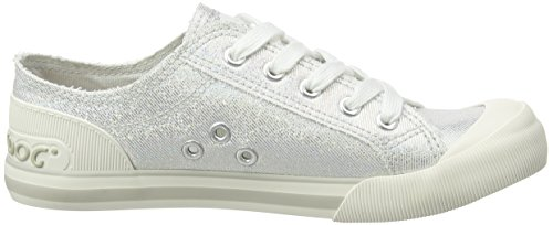 Dog Silver Argento a Travel Sneaker Space Collo Rocket Jazzin Basso Donna a6dwaqF