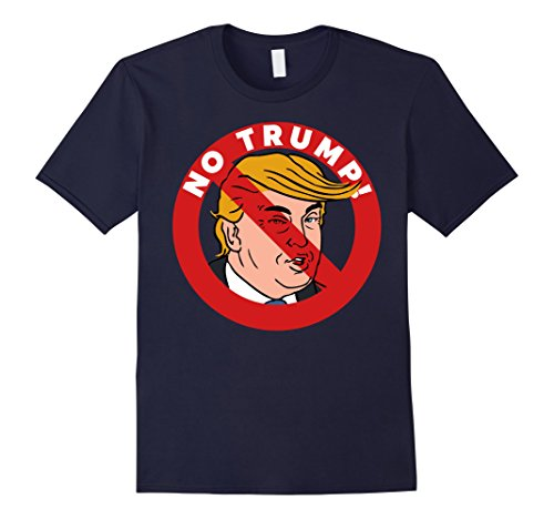 NO Anti Donald Trump T-shirt