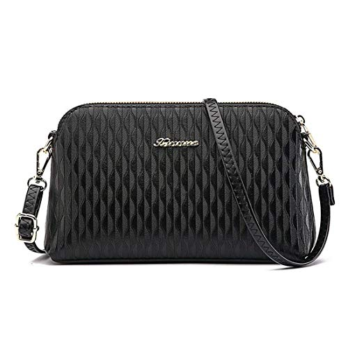 Style Dimensione Tote Moontang Bag Nero Grigio Urban Colore Satchel Sq1Ow