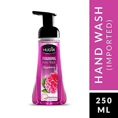 Hugva Foaminghandwashraspberry, 250 ml