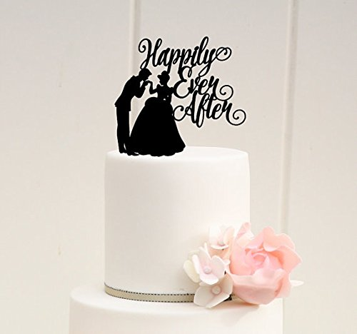 happily-ever-after-bride-and-groom-acrylic-wedding-cake-topper-black