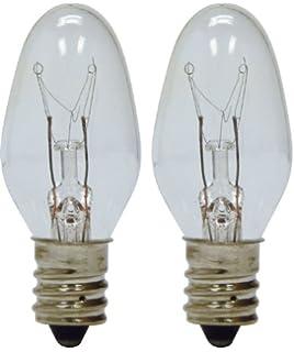 Generic bulbs for panasonic fds18e354 18w quad tube fluorescent ge lighting 43050 4 watt 14 lumen c7 night light bulb clear aloadofball Gallery