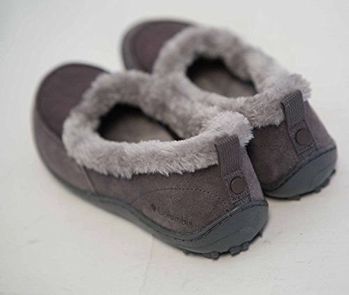 Grey Herringbone Summit Shoes Powder Dark Moc Columbia Grey Women's Ewq8IXa