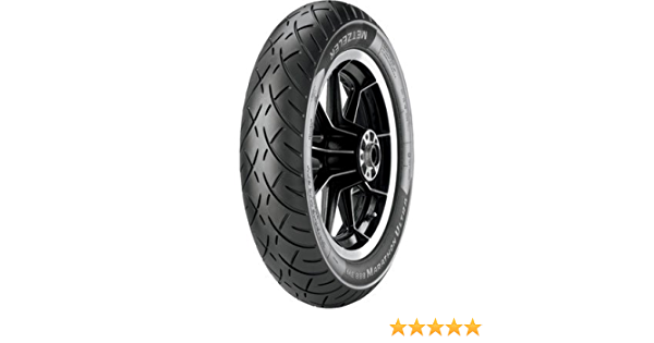 Black Wall for Harley-Davidson Dyna Low Rider FXDL 1991-2009 57H Metzeler ME888 Marathon Ultra Front Motorcycle Tire 100//90-19