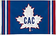 Canadiens Flag Banner 3x5 Retro Design Premium Throwback with Metal Grommets Outdoor House Hockey