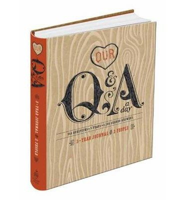 [(Our Q and A a Day: 3 Year Journal for 2 People )] [Author: Potter Style] [Oct-2013] pdf