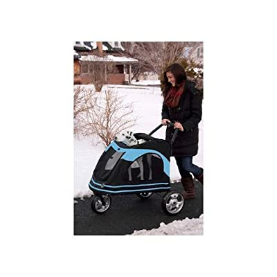 Pet Gear Roadster Pet Stroller for Cats and Dogs by Vermont Juvenile Mfg Dba Pet Gear