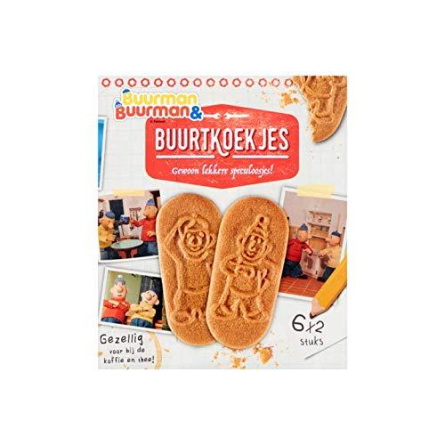 galletas | Buurman & Buurman | Galletas de barrio 6 x 2 piezas ...