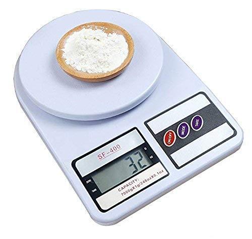 Bascula Cocina Digital Balanza Vascula - EASYTAO Multifuncional 10kg Cocina Portatil Balanza Cocina de Cocina de Alta...