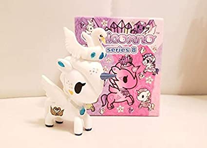 Tokidoki Unicornos Series 8 Pluma BRAND NEW in Box!