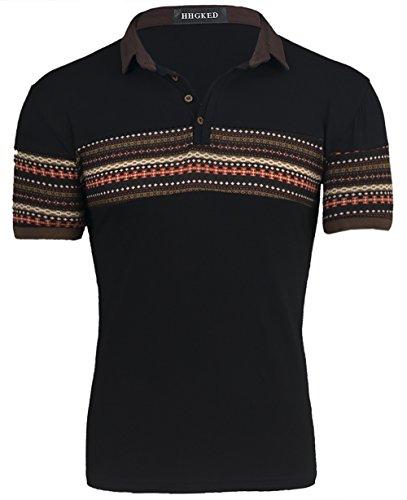 retro print short sleeve t shirts product image