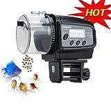 Lychee Aquarium Automatic Fish Food Tank Feeder