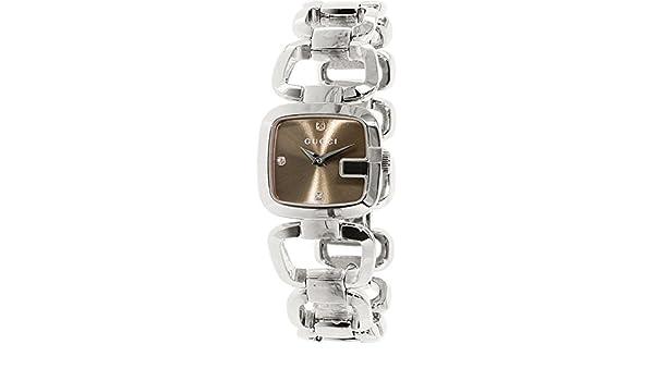 46140e9443e Gucci G-Gucci Ladies Watch YA125503  Amazon.ca  Watches