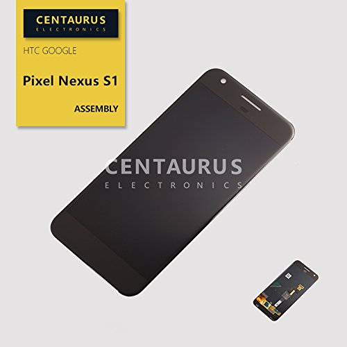 CENTAURUS Replacement for Pixel Nexus S1 LCD Display Touch Screen Digitizer  Assembly Part Compatible with HTC Google Pixel Nexus S1 Sailfish 5 0 inch
