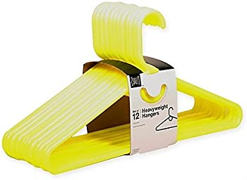 12-Pk Salt Heavyweight Hangers (Multiple Colors)