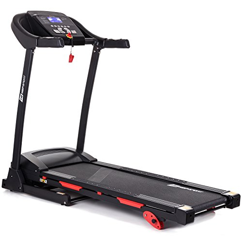 Hop-Sport elektrisches Laufband 9 Trainingsprogramme klappbar
