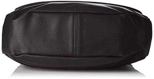 Le Temps des Cerises Pure 3 - borsa a tracolla Donna, Noir, 31x30x10 cm (W x H L)