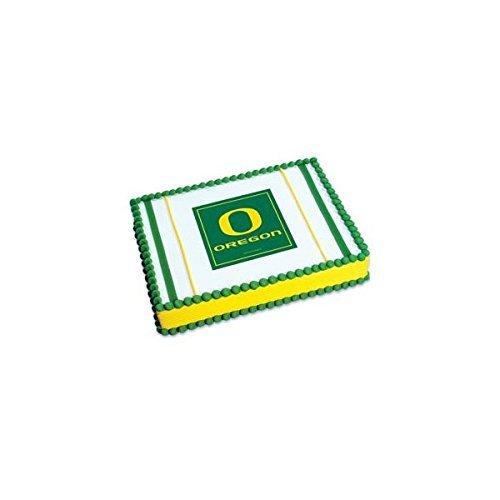 University of Oregon Edible Image -