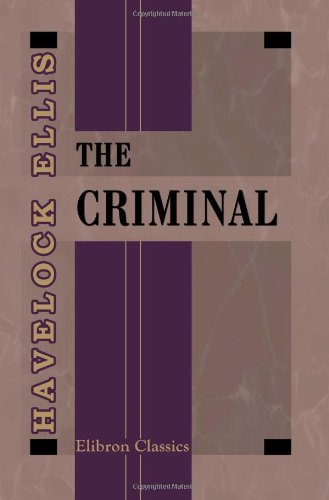 The Criminal ebook