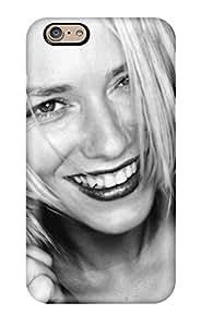 Iphone 6 Case Cover Naomi Watts Closeup Bw 2 Blond Hair Actress Australian Movie Star Bampw People Women Case - Eco-friendly Packaging