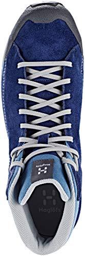 Blue De Haglöfs 3wa Mid tarn Chaussures Fitness Homme Lite blue Bleu Roc Fox qxBwzCI