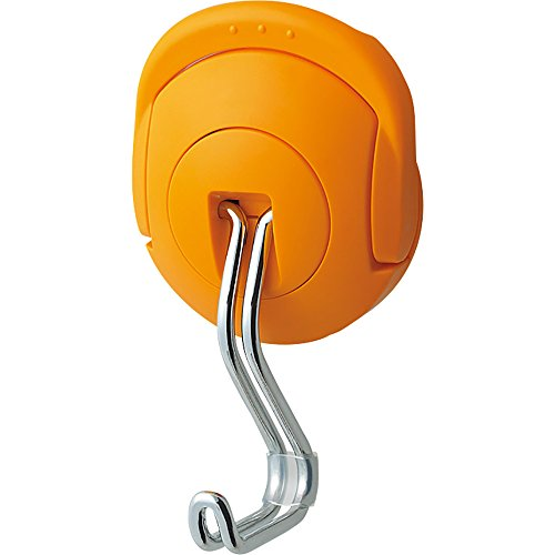Kokuyo super strong magnet hooks tough capitalists orange hold up load 10kgf Fuku-227YR (japan import)