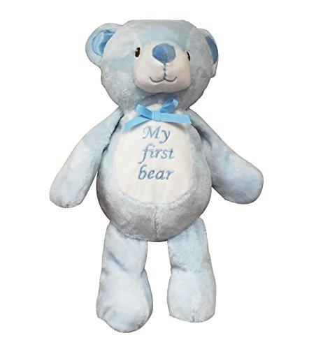 Kelly Baby Boys My First Plush Teddy Bear - Kelly Stuffed Toy