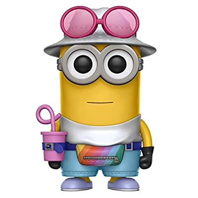 Funko POP Movies Despicable Me 3 Tourist Jerry Action Figure: Funko Pop! Movies:: Toys & Games
