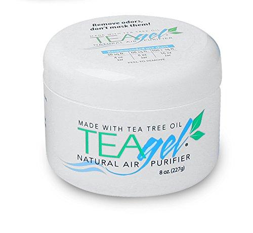 Trac Ecological TEAgel® All Natural Air Purifier - 4 oz. (56926)