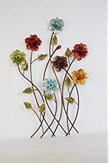 TWG Long Stems Long Stemmed Petunias Floral Wall Art