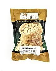 Malika 320 Whole Cashew Nuts, 250 g