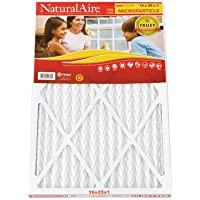 16x25x1, Naturalaire Micro Red Merv 10, 85156.011625, Pack12