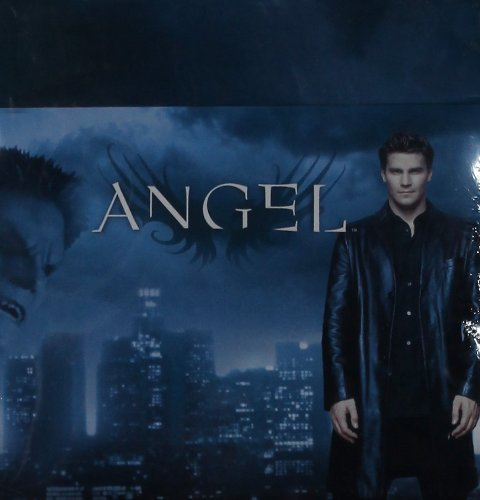 Angel: The Complete Series (Collector's Set) by DAVID BOREANAZ