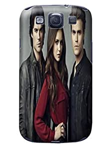 New fashionable designed New Style The Vampire Diaries phone protection case/cover For Sumsang galaxy s3