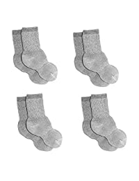 Frozen Folk 77% Ultra Fine Merino Wool Boot Socks, Hiking, MADE IN USA, Premium