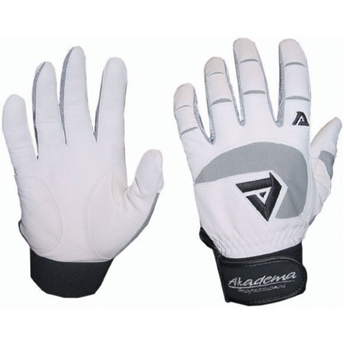 Akadema Adult Batting Glove (2X-Large) AKD-BTG450PR-XXL