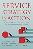 img - for Service Strategy in Action: A Practical Guide for Growing Your B2B Service and Solution Business book / textbook / text book