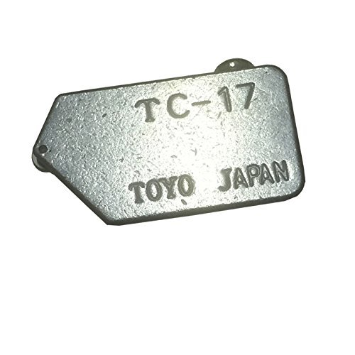 Toyo Replacement Straight Cutting Head for Oil Type Glass Cutter by Toyo