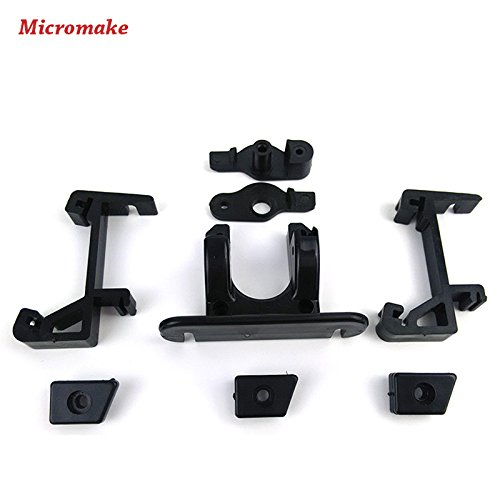 Micromake Piezas de la impresora 3D Delta piezas de ...