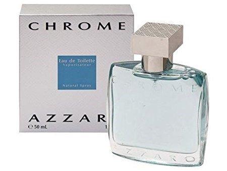 Azzaro Chrome by Azzaro Eau De Toilette Spray 1.7 OZ