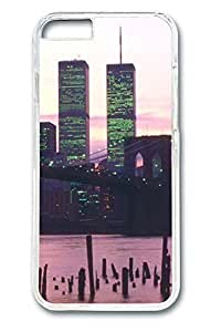 Brian114 City New York 16 Phone the Case For Iphone 6 4.7Inch Cover Clear