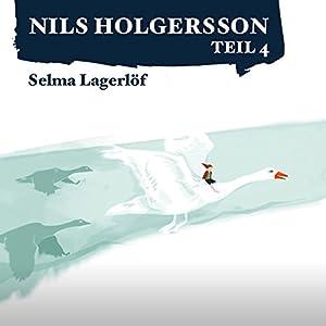 Die wunderbare Reise des kleinen Nils Holgersson mit den Wildgänsen 4 Hörbuch